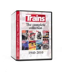 70yrs Of Trains Magazine Dvd