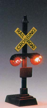 2 Crossing Signals (N Scale)