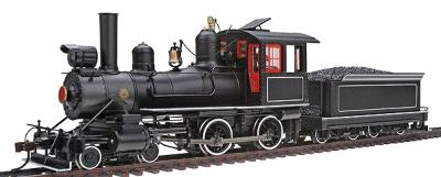 4-4-0 Amer w/Steel Cab & Elec Headlight (On30)