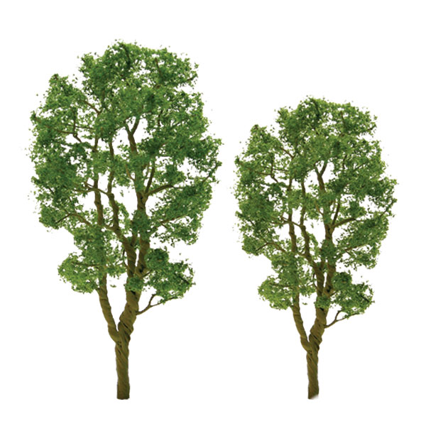 Z Scale Alder Tree 1.5 PRO 6 pack