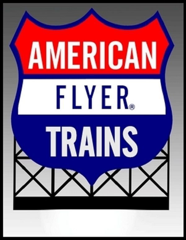 Ho/N American Flyer Billboard