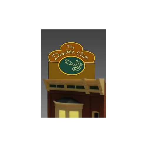 O/Ho 88-0801 Drunken Clam Bb