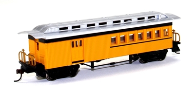 1860-1880 Combine Painted Unlettered (HO), Bachmann Model Trains Item Number BAC13503