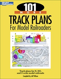 101 More Track Plans For Mrr, Kalmbach HobbyStore Item Number KAL12443