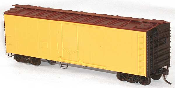 40 Steel Pg Reefer Undecorated (HO), Accurail Model Trains Item Number ACU8500