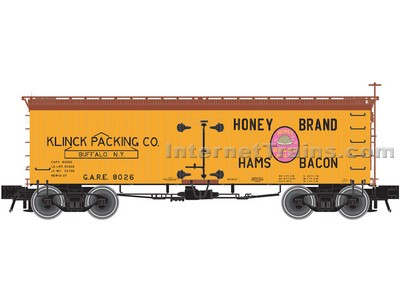36wood Reefer Kpc 8026 HO Scale, Atlas Ho Model Trains Item Number ATL20002706