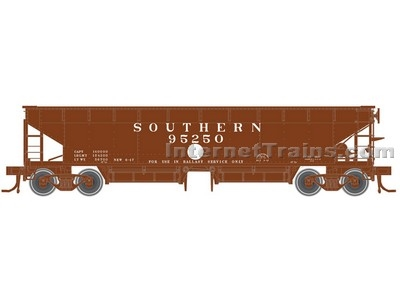 70t Hart Ballast South 95301 N Scale, Atlas Ho Model Trains Item Number ATL50001708