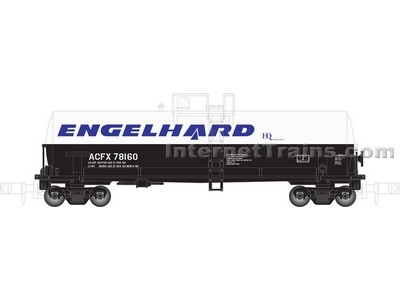 Kaolitank Engelhard 71990 N Scale, Atlas Ho Model Trains Item Number ATL50001953