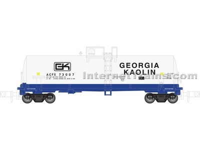 Kaolitank Georgia 75796 N Scale, Atlas Ho Model Trains Item Number ATL50001957