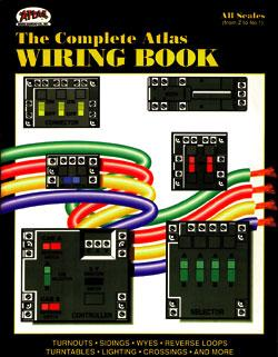 Wiring Book (HO), Atlas Ho Model Trains Item Number ATL12