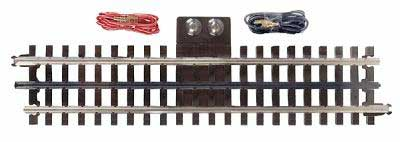 10 Straight Terminal Track (O), Atlas O Model Trains Item Number ATO6010