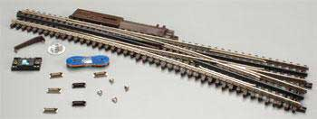 3Rail #5 Rh Turnout (O), Atlas O Model Trains Item Number ATO6025