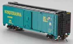 Ho 40 BOXCAR NYS&W, Bachmann Model Trains Item Number BAC17001