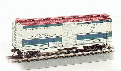 PS1 40 Boxcar SOU Look Ahead/South HO, Bachmann Model Trains Item Number BAC17004