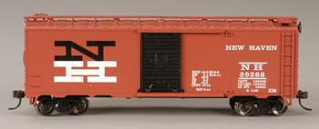 40 Boxcar NH (HO), Bachmann Model Trains Item Number BAC17031