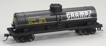 40 Single Dome Tank Gramps (HO), Bachmann Model Trains Item Number BAC17832