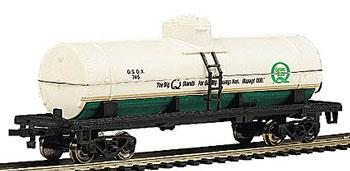 40 Single Dome Tank Quaker State (HO), Bachmann Model Trains Item Number BAC17837