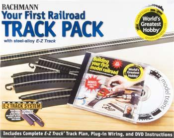 Worlds Greatest Steel Pack (HO), Bachmann Model Trains Item Number BAC44497