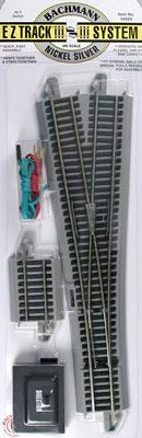 #5 Wye Switch N/S E-Z (HO), Bachmann Model Trains Item Number BAC44569