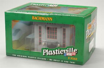 Bank Built-Up (O), Bachmann Model Trains Item Number BAC45311
