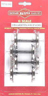 Metal Wheel Set (G), Bachmann Model Trains Item Number BAC92421