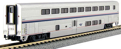 Amtrak Superliner Sleeper N, Kato Precision Railroad Models Item Number KAT1560954