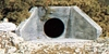 Concrete Culverts 2 Pack (Ho), Woodland Scenic Item Number WOO1262