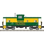 N Ev Caboose D&H 35797 by Atlas N Model Trains, Item Number: ATL50004126