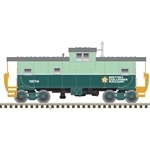 N Ev Caboose Bcr 1870 by Atlas N Model Trains, Item Number: ATL50004134