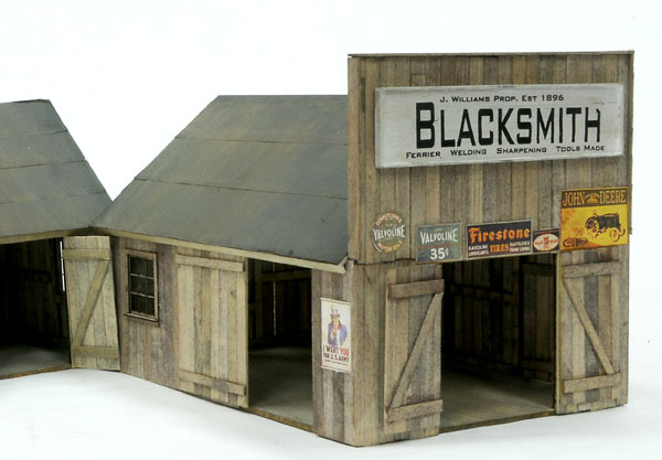 O Blacksmith Shop