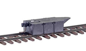 HOn3 Coupler Height Gauge by Kadee Couplers <p> Item Number: KDE704