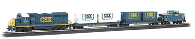 HO Coastliner Train Set
