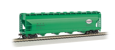 New York Central Jade Green - 56 ACF Center-Flow Hopper, Bachmann Model Trains Item Number BAC17520