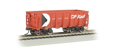 Ho Ore Car - CP Rail (Multimark) #375514, Bachmann Model Trains Item Number BAC18602