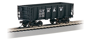 Ho Ore Car - Norfolk & Western #21998, Bachmann Model Trains Item Number BAC18603