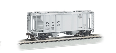 Ho New York Central? - PS-2 Covered Hopper, Bachmann Model Trains Item Number BAC73504