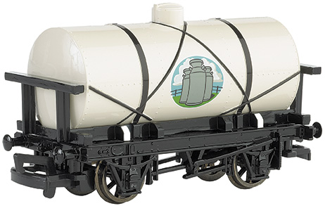 Ho T&F Cream Tanker, Bachmann Model Trains Item Number BAC77032