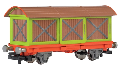 Ho Chuggington Boxcar, Bachmann Model Trains Item Number BAC77101