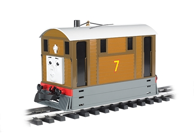 G Toby The Train Engine, Bachmann Model Trains Item Number BAC91405