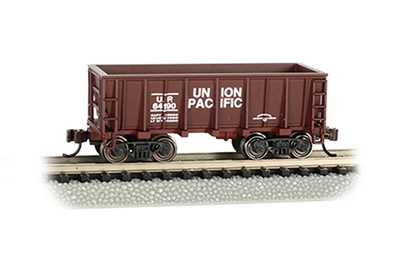 N Ore Car Up, Bachmann Model Trains Item Number BAC18651