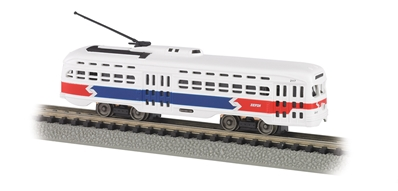 N Pcc Trolley Phili Septa, Bachmann Model Trains Item Number BAC62997