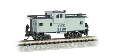 N CSX? #3180 - 36 Wide-Vision Caboose, Bachmann Model Trains Item Number BAC70755