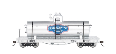 On30 TANK CAR Undec, Bachmann Model Trains Item Number BAC27131