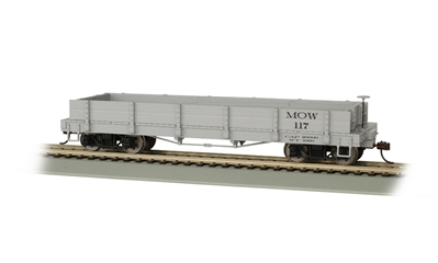 On30 Gondola Mow Gray, Bachmann Model Trains Item Number BAC27202