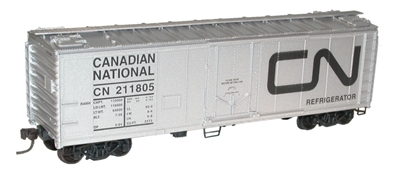 40pd Steel Reefer CnHO, Accurail Model Trains Item Number ACU8516