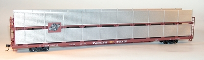 89 Bi-Level Auto Rack C&NwHO, Accurail Model Trains Item Number ACU9413