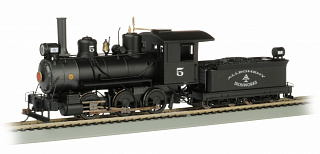 On30 0-6-0 Steam AIW w/DCC by Bachmann Model Trains Item Number: BAC29402