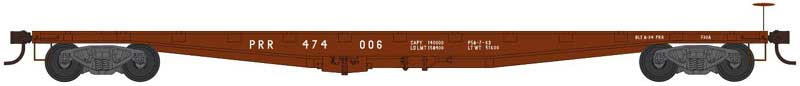 Ho 50Flat Car Prr 474087 Rtr, Bowser Model Trains, BOW41925