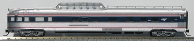 N Amtrak Budd Dome/Abser 3343, Con-Cor Int Item Number CCI41392