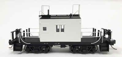 Ho TraFer Caboose White, Fox Valley, FVM31169